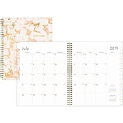 "2019-2020 Blue Sky 8.5"" x 11"" Planner, Kinsley, Multicolor (114778)"