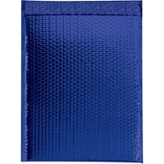 "Glamour Bubble Mailers, 16"" x 17 1/2"", Blue, 48/Case (GBM1617B)"