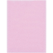 "Partners Brand Anti-Static Flush Cut Foam Pouches, 9"" x 12"", Pink, 150/Case (FP912AS)"