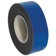 "Warehouse Labels, Magnetic Rolls, 2"" x 100', Blue, 1/Case (LH149)"