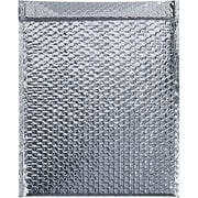 "Cool Shield Bubble Mailers, 24"" x 20"", Silver, 50/Case (INM2420)"