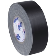 "Tape Logic® Gaffers Tape, 11 Mil, 1"" x 60 yds., Black, 3/Case (T98618B3PK)"