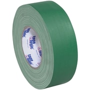 "Tape Logic® Gaffers Tape, 11 Mil, 3"" x 60 yds., Green, 18/Case (T98818G)"