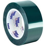 "Tape Logic® PET Tape, 2"" x 72 yds., Green, 2/Case (T9674002PK)"