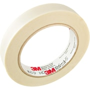"""3M 69 Glass Cloth Electrical Tape, 7 Mil, 1"""" x 108', White, 9/Case (T965069)"""