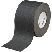 "3M 610 Safety-Walk Tape, 4"" x 60', Black, 1/Case (T994610)"