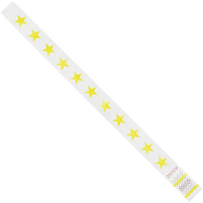 Tyvek® Wristbands, 3/4