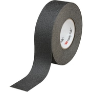 "3M 610 Safety-Walk Tape, 2"" x 60', Black, 2/Case (T992610)"