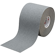 "3M 370 Safety-Walk Tape, 6"" x 60', Gray, 1/Case (T996370)"