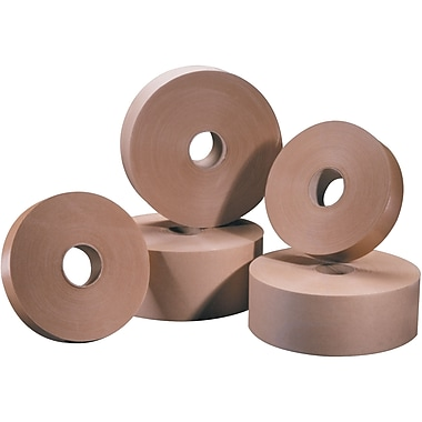 Tape Logic® #5000 Non Reinforced Water Activated Tape, 1 1/2