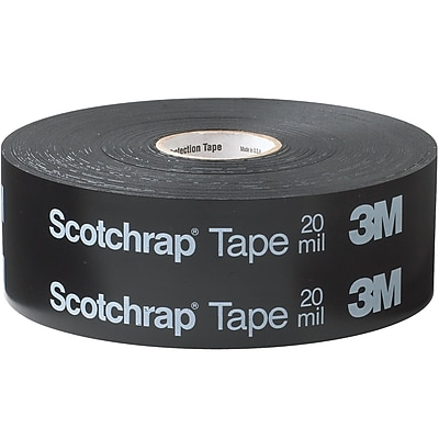3M 51 ScotchwrapCorrosion Protection Tape, 20 Mil, 2