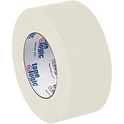 "Tape Logic® #5400 Flatback Tape, 2"" x 60 yds., Natural White, 24/Case (T9475400)"