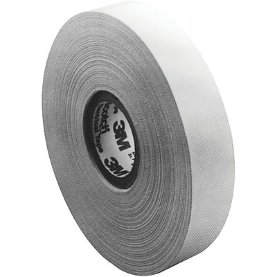 3M 27 Glass Cloth Electrical Tape, 7 Mil, 1/2