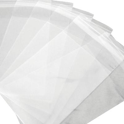 Resealable Polypropylene Bags 1.5 Mil, 6 1/2