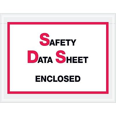 Tape Logic® SDS Envelopes,