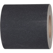 """Tape Logic® Heavy Duty Anti-Slip Treads, Black, 6"""" x 24"""", 50 Strips/Case (T9662460B)"""