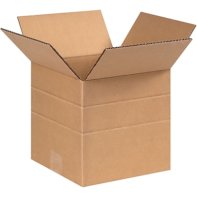 Multi-Depth Corrugated Boxes, 6