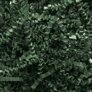 Crinkle Paper, Forest Green, 40 Lbs./Case (CP40D)