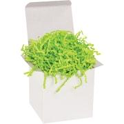 Crinkle Paper, Lime, 40 Lbs./Case (CP40N)