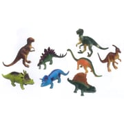 "Get Ready Kids 7"" dinosaurs, set of 8 (874)"