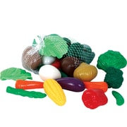 """Gowi Toys 3"""" vegetables play set(28 pc. (456-03)"""