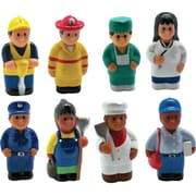 "Get Ready Kids 5"" career figures, set of 8 (620)"