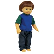 "Get Ready Kids 16"" boy doll, Caucasian (631)"