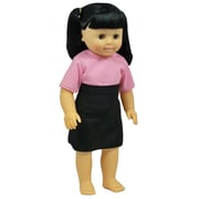 "Get Ready Kids 16"" girl doll, Asian (636)"