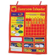 "Get Ready Kids 36"" x 33"" wall calendar (800)"