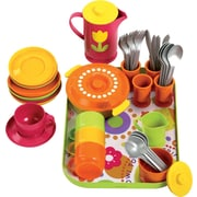 "Gowi Toys 12"" tea set, 40 pc. (454-17)"