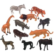 "Get Ready Kids 6"" wild animals, set of 11 (871)"