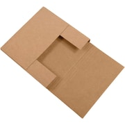 Easy Fold Mailer, 18 inch x 18 inch x 2 inch , Kraft, 50/Bundle (M18182BFK) by