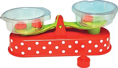 """""""""""Gowi Toys 12"""""""""""""""" balance scale, 7 pc. (454-99)"""""""""""" 23977435"""