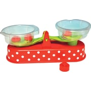 """Gowi Toys 12"""" balance scale, 7 pc. (454-99)"""