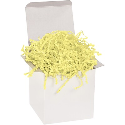 Crinkle Paper, Lemon, 10 Lbs./Case (CP10A2)
