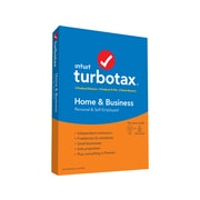 Turbotax 2020 Home And Business Download.Intuit Turbotax Home Business Fed And E File State 2019 For 1 User Windows And Mac Cd W Download 607333