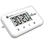 Datexx® Hover Touchless Digital Timer, White (DTXDF22WH)