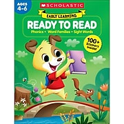 Scholastic® Early Learning Ready to Read (SC-832317)