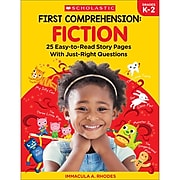 Scholastic® First Comprehension: Fiction (SC-831433)