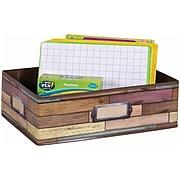 Teacher Created Resources Storage Bin, Reclaimed Wood (TCR20914)