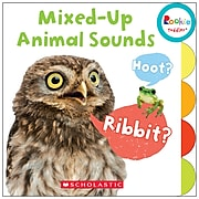 Rookie Toddler® Mixed-Up Animal Sounds by Laine Falk, Board Book (9780531127025)