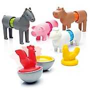 SmartMax® My First Farm Animals for Ages 1-5 Years, 16 Pieces (SMX221)