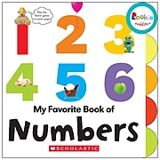 Rookie Toddler® My Favorite Book of Numbers by Janice Behrens, Board Book (9780531226841)
