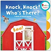 Rookie Toddler® Knock, Knock! Who's There? by Pamela Chanko, Board Book (9780531226827)