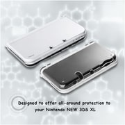 Insten Crystal Clear Hard Protective Shell Cover Case For Nintendo New 3DS XL / New 3DS LL