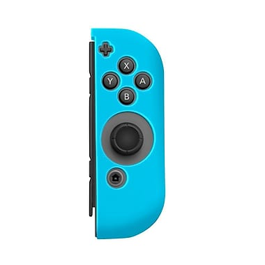 Insten® Nintendo Switch Joy-Con Right Skin Case For Nintendo Switch Joy Con Controller, Right Cover Only, Blue(2328730)