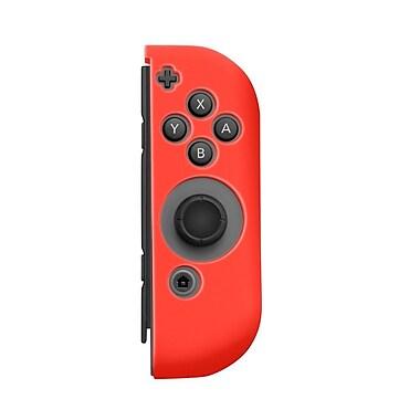 Insten® Nintendo Switch Joy-Con Right Skin Case For Nintendo Switch Joy Con Controller, Right Cover Only, Red(2328729)