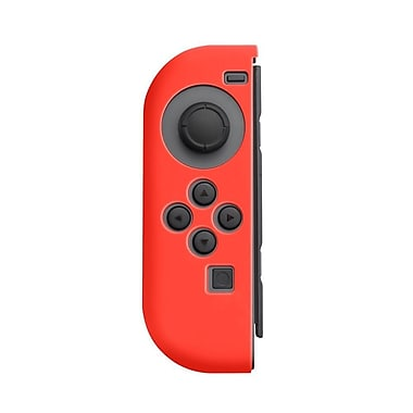 Insten Nintendo Switch Joy-Con Left Skin Case For Nintendo Switch Joy Con Controller [Left Cover Only] Red