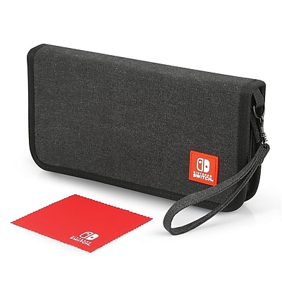 PDP Premium Console Case with game card slots for Nintendo Switch