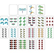 Barker Creek Learning Magnets Kidmath™ Critter Counting Set (LM1301)